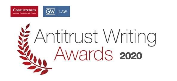 Antitrust Writing Awards 2020 – auch eine praktische Sammlung